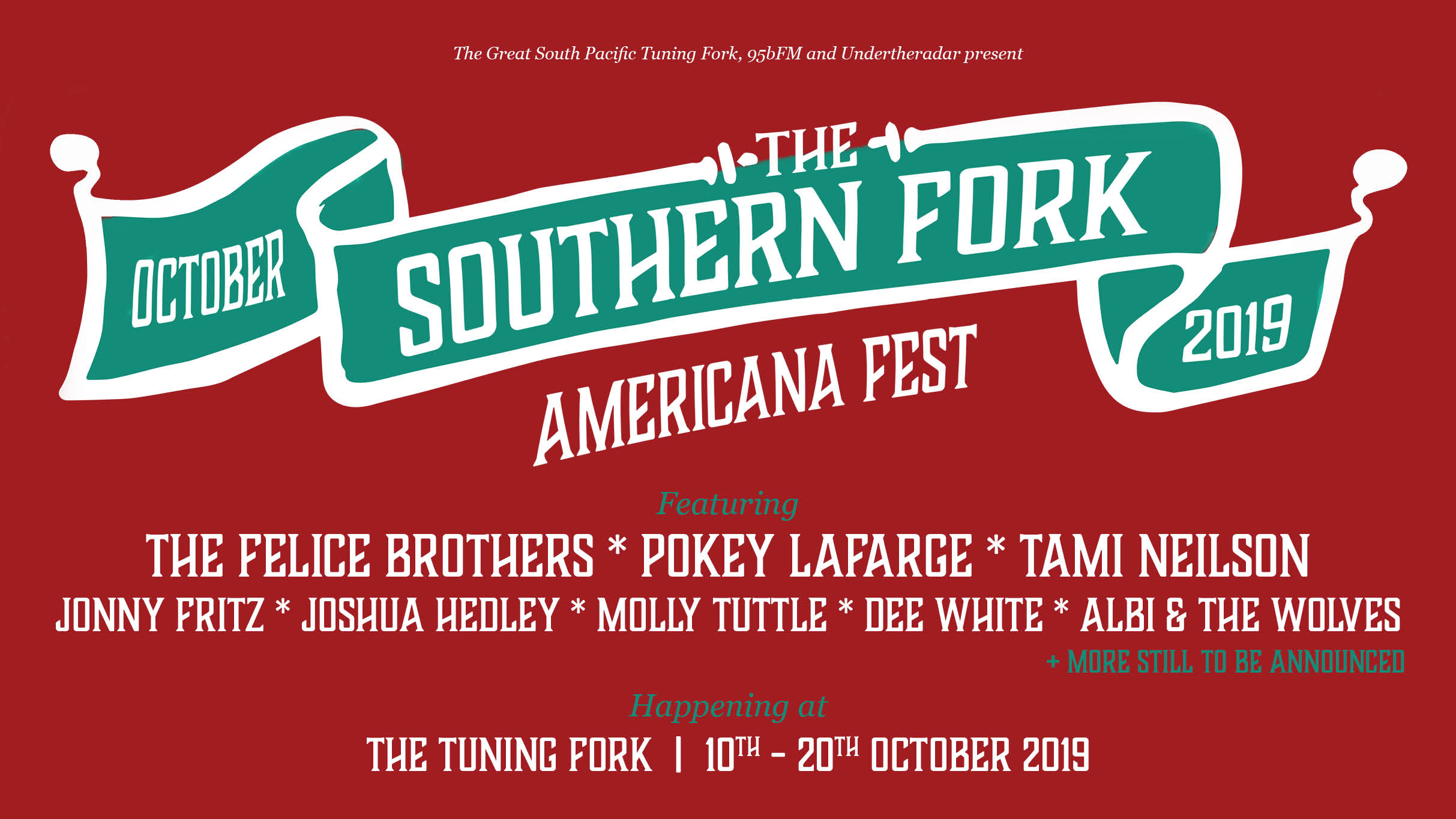 Southern Fork Americana Fest: The Felice Brothers