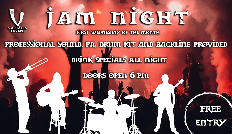 August Jam Night