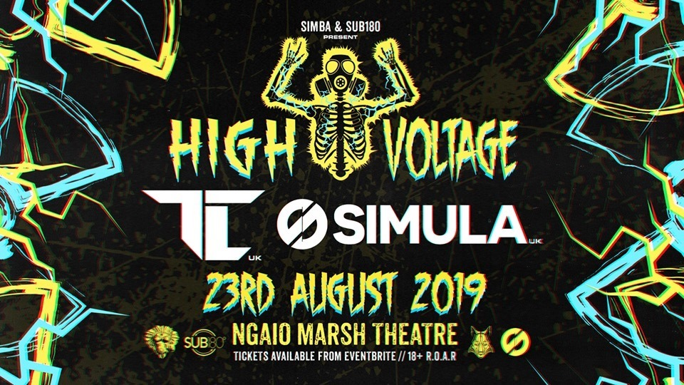 High Voltage with TC And Simula