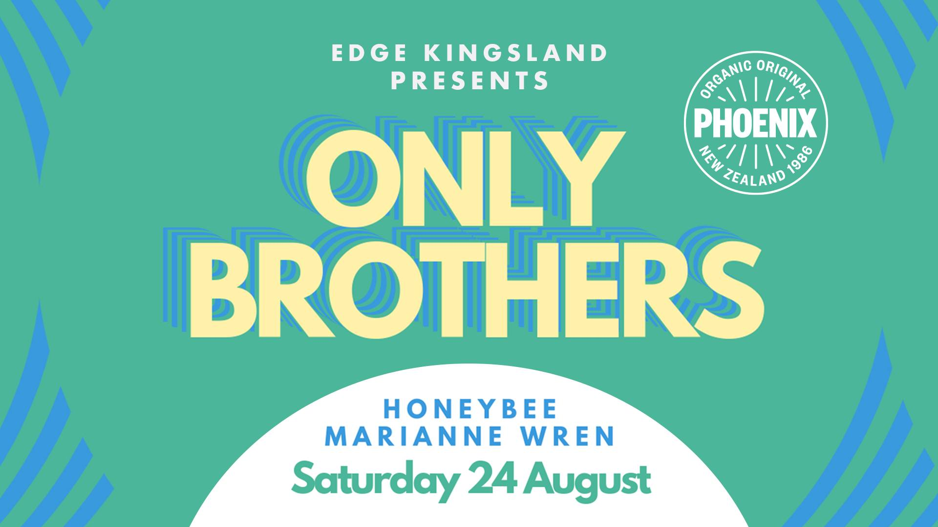 Only Brothers, honeybee, Marianne Wren