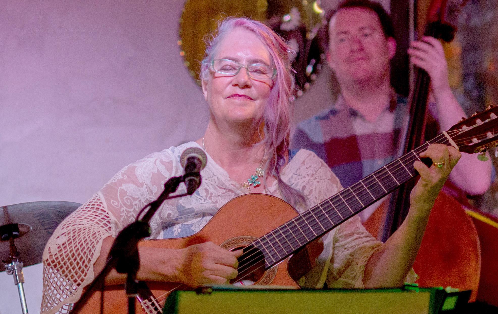 Julie Bevan Quartet