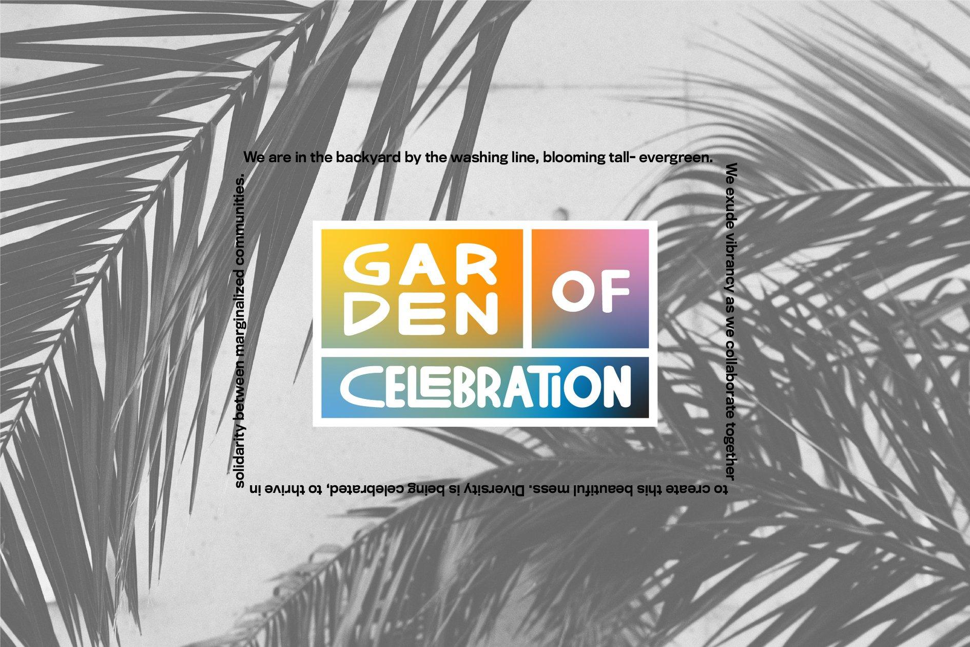 Garden Of Celebration
