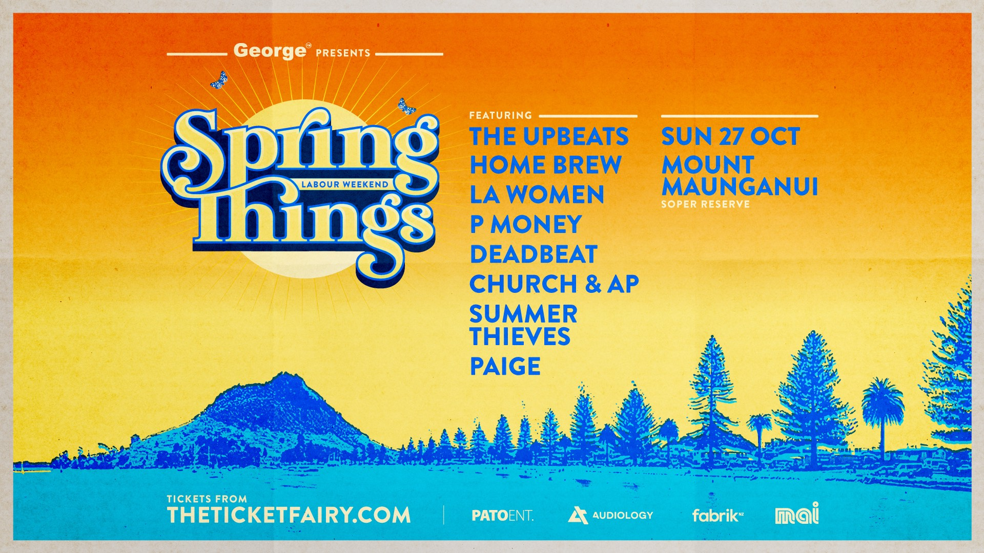 Spring Things: The Upbeats, Home Brew, LA Women & More