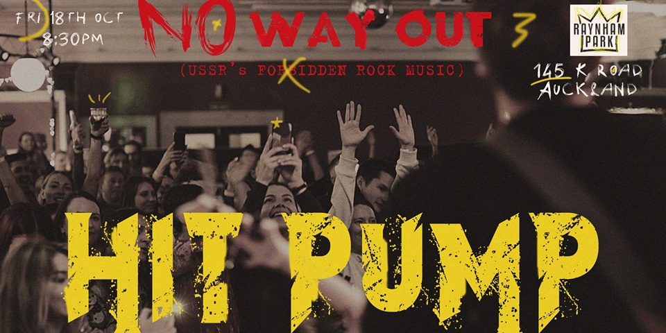 Hit Pum p- No Way Out