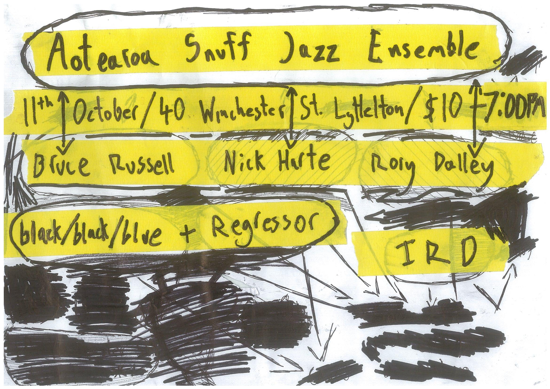 Aotearoa Snuff Jazz Ensemble