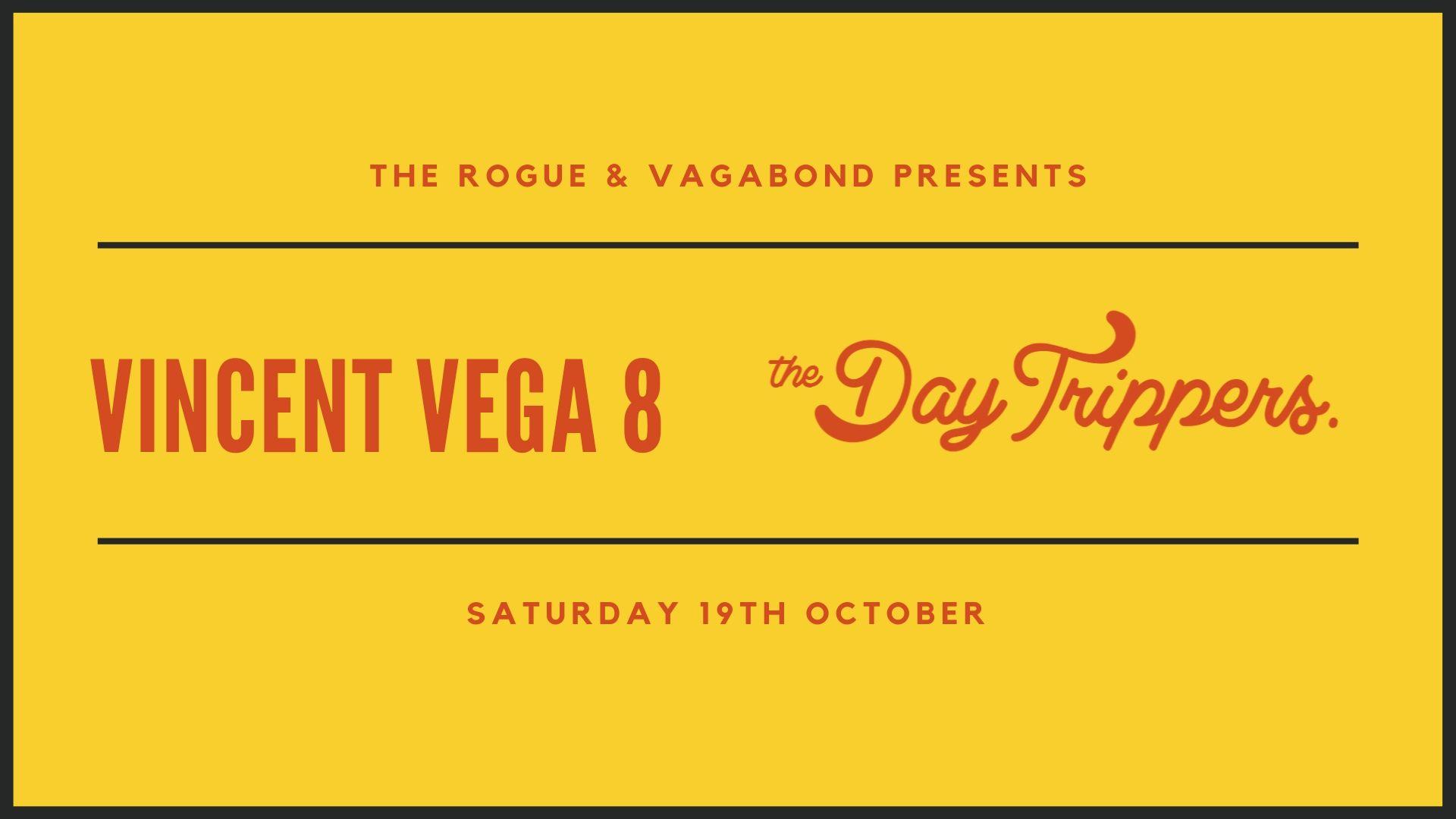 Vincent Vega & The Hateful Eight