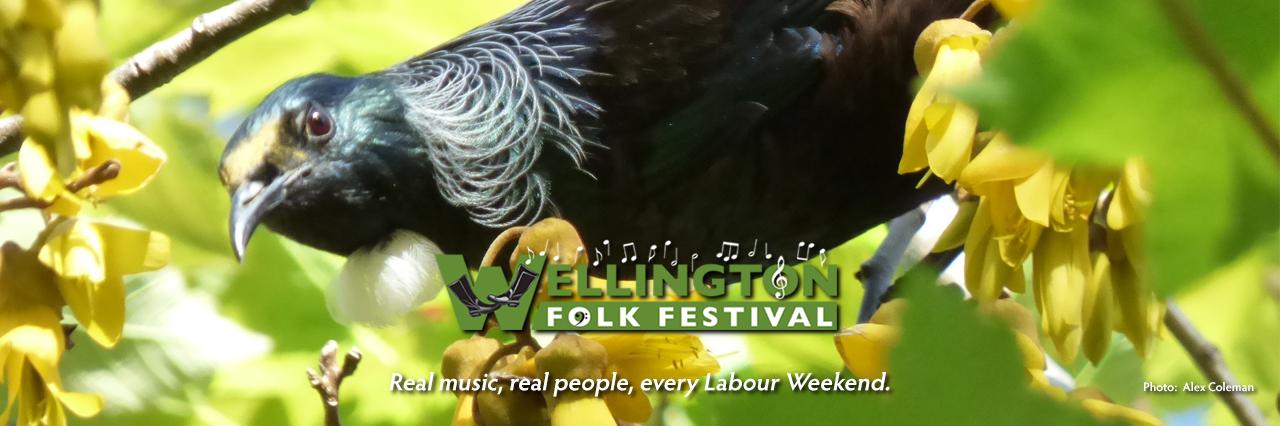 Wellington Folk Festival