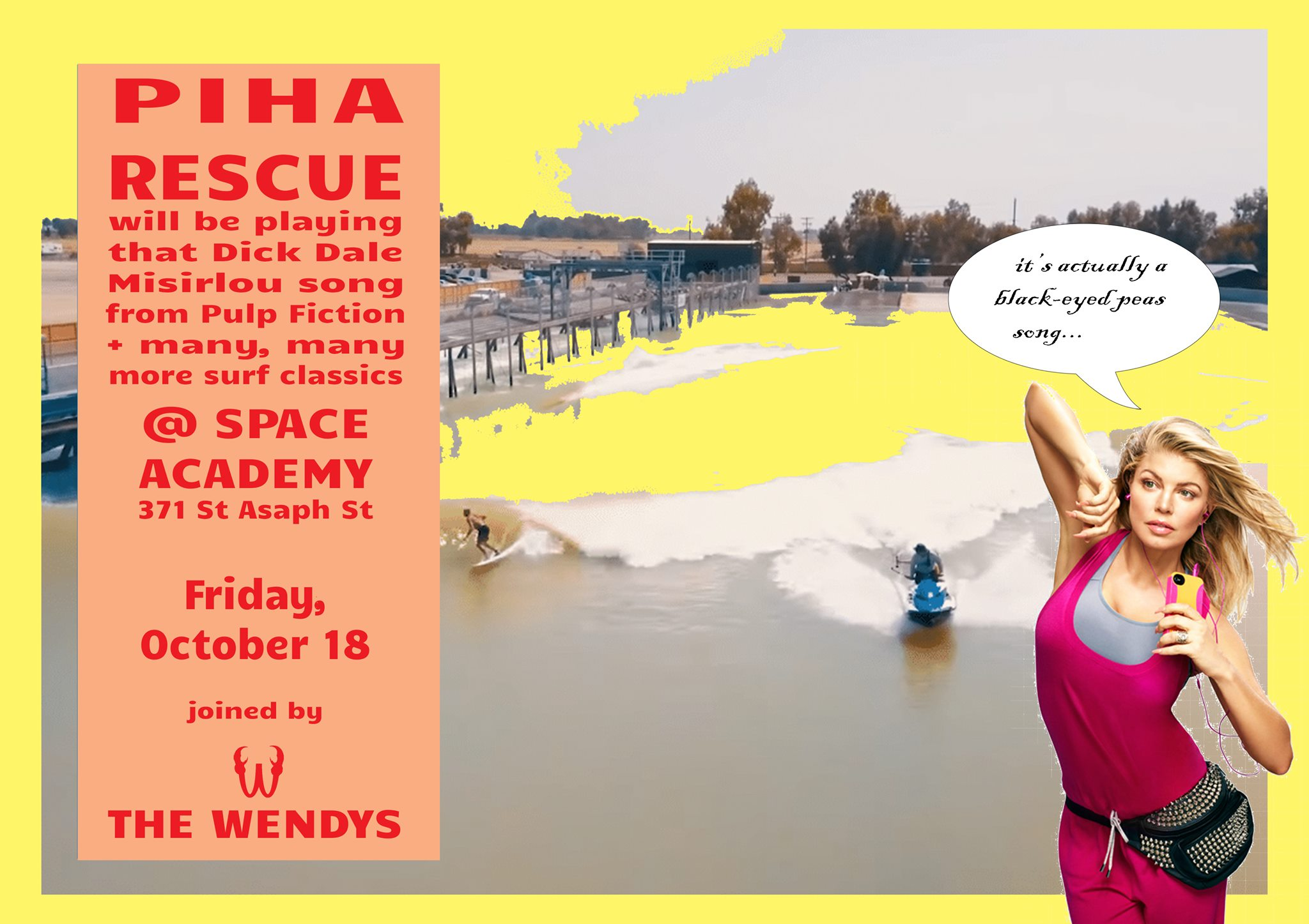 Piha Rescue, The Wendys
