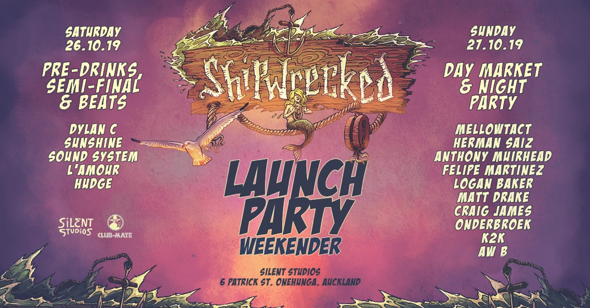 Shipwrecked Launch Party