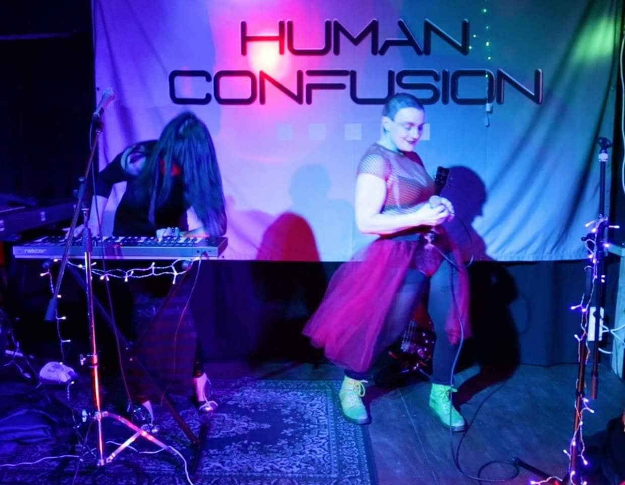 Human Confusion, Robots In Love, Fray Play Inch