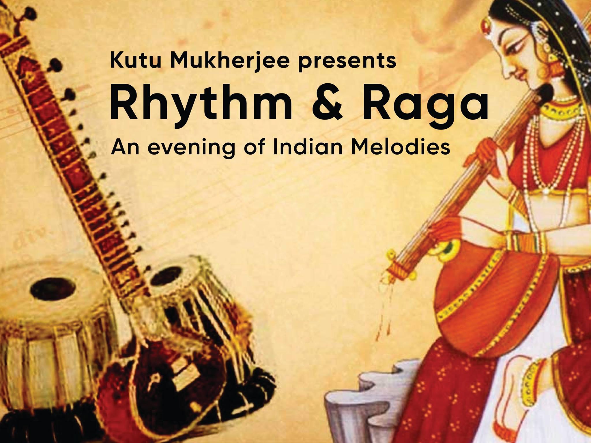 Rhythm And Raga
