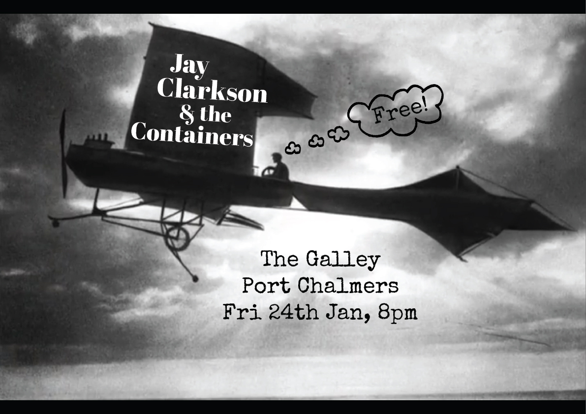 Jay Clarkson And The Containers