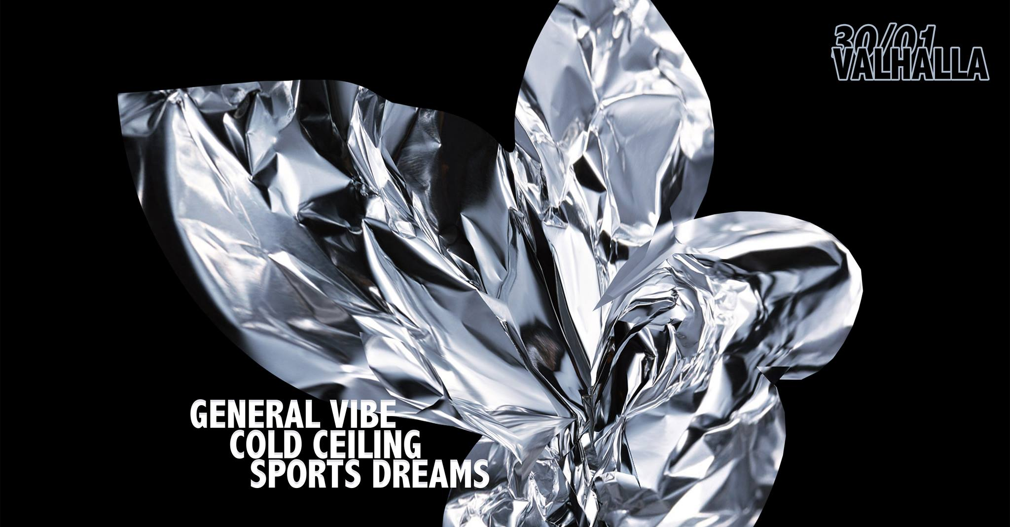 General Vibe, Cold Ceiling, Sports Dreams