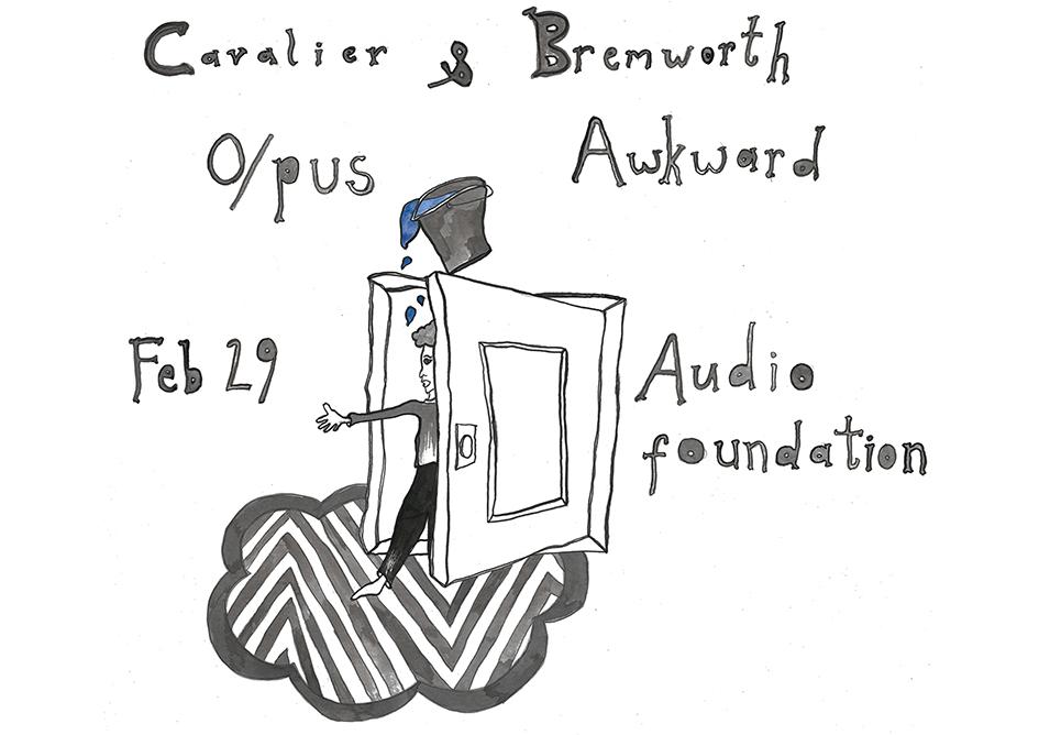 Cavalier and Bremworth, O/PUS, Awkward