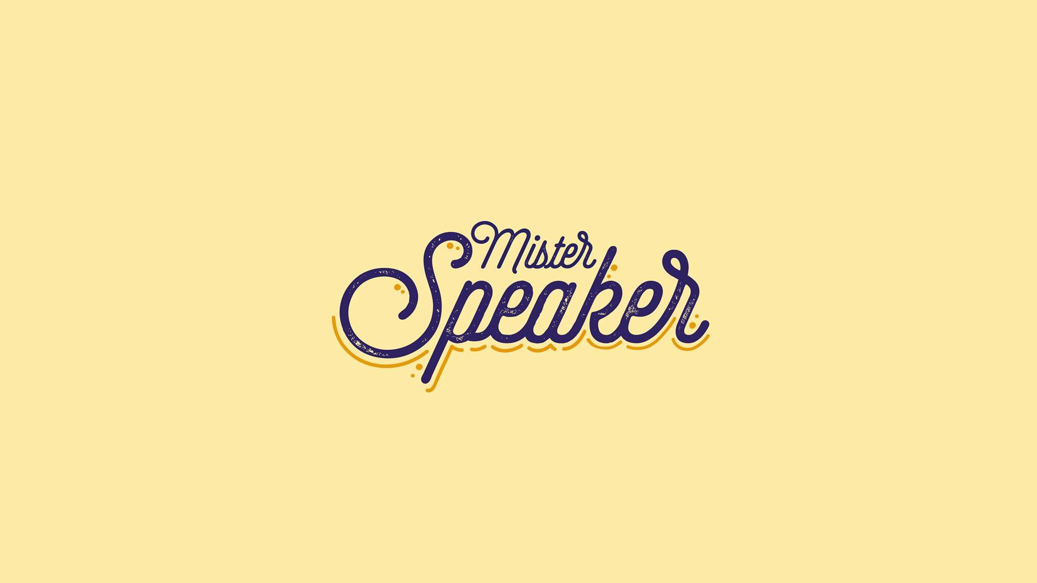 Mister Speaker