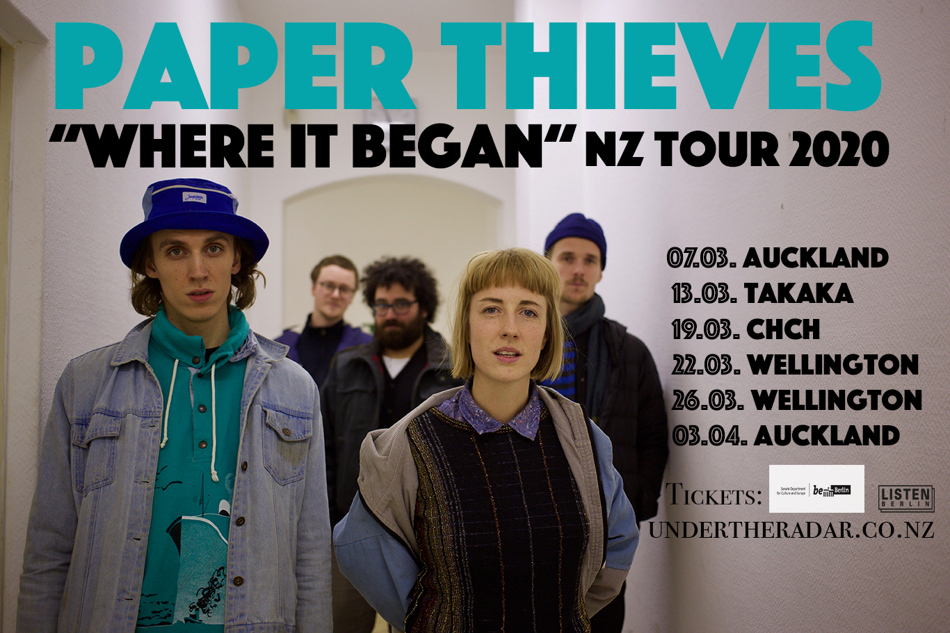 Paper Thieves - Cancelled