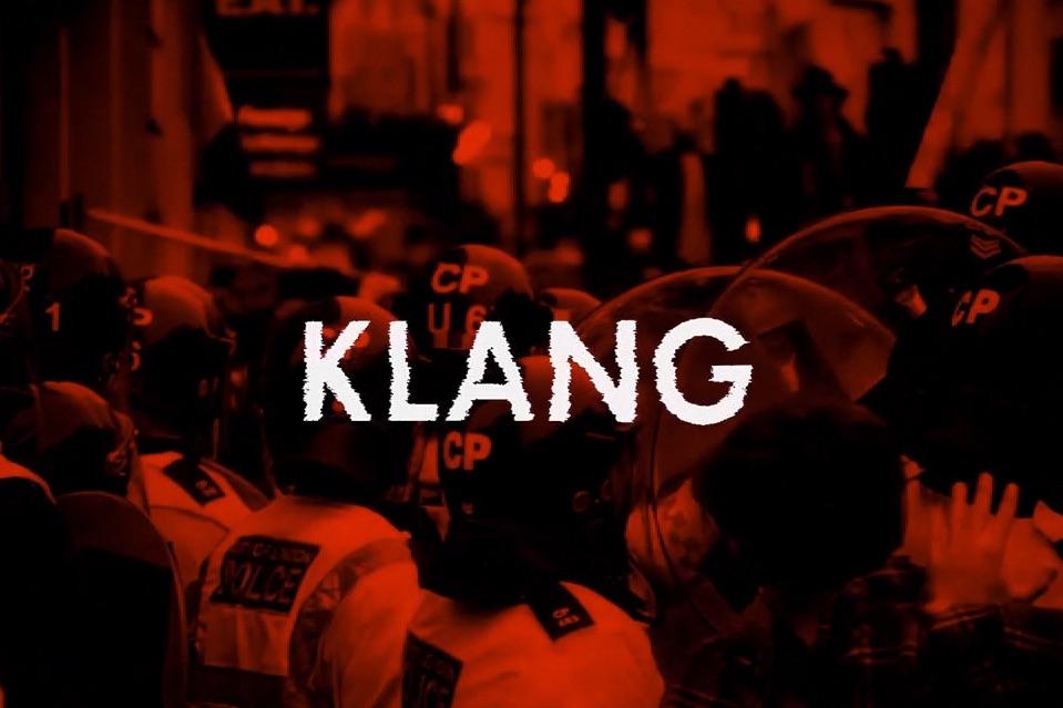 Klang - Postponed, June 13th.