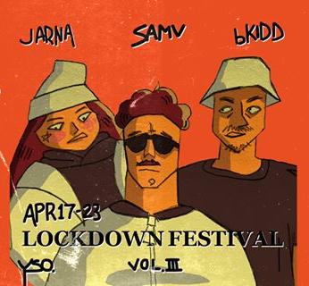 Y$o Vol. 3 - Lockdown Festival W/ Jarna, Sam V And Bkidd