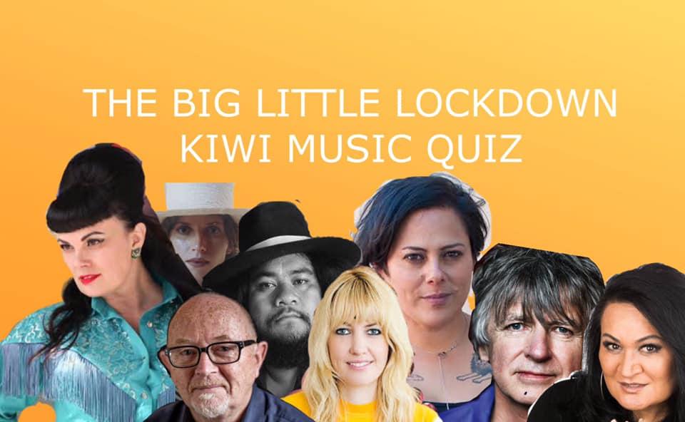 The Big Little Lockdown Kiwi Music Quiz