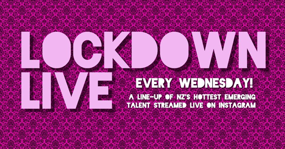 Lockdown Live Feat. Jed Parsons, Sojourn, Murmur Tooth, Steffany Beck