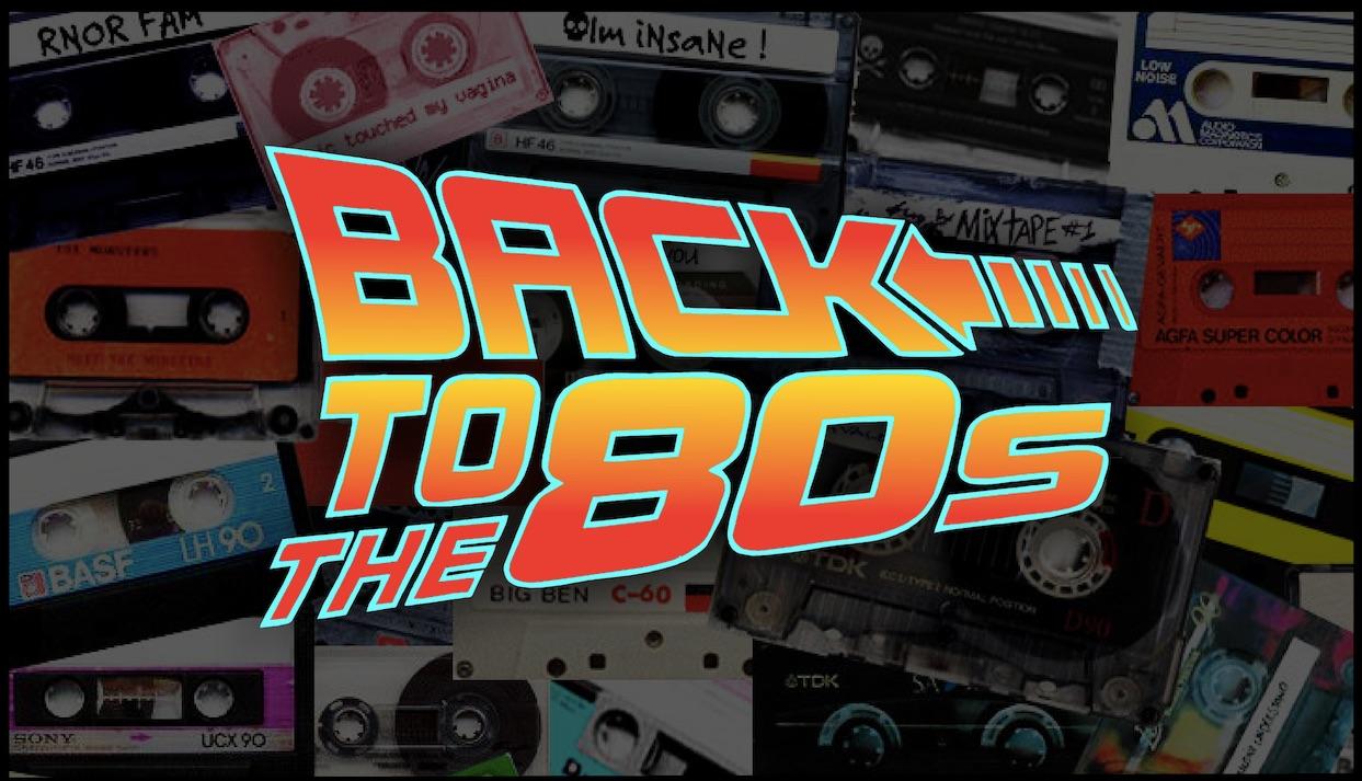 Back To The 80s: Retro Music Livestream