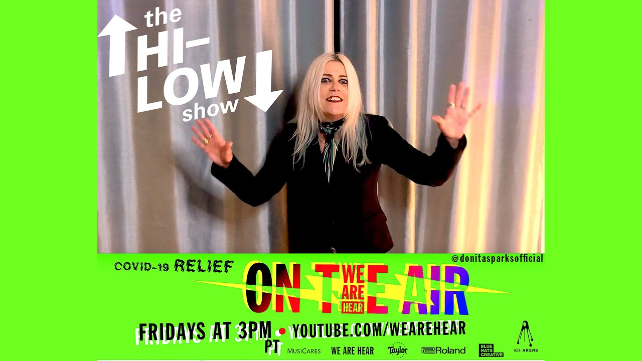 The Hi-low Show With Donita Sparks (L7)