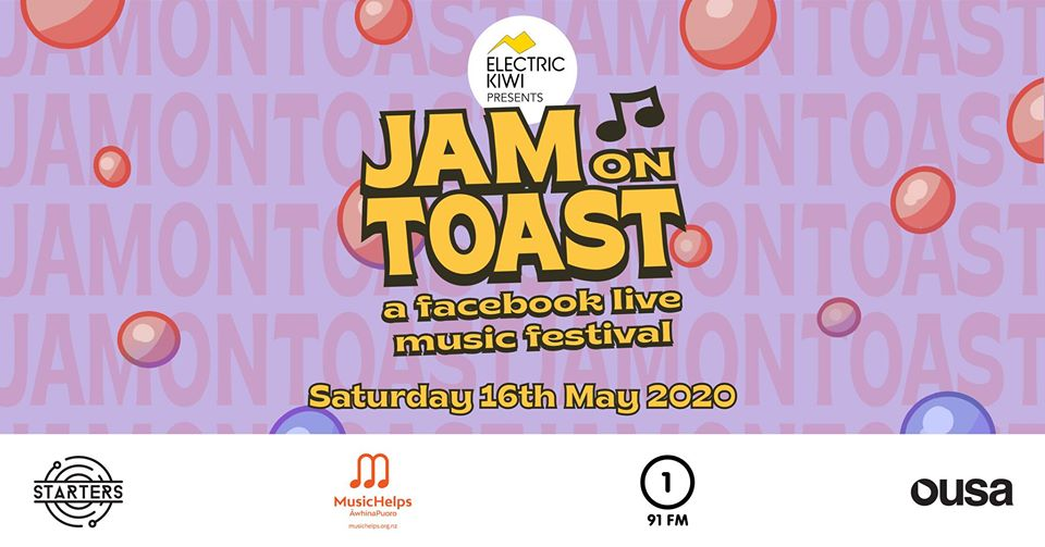 Jam On Toast Feat. Imugi, King Kapisi, Tei. + More