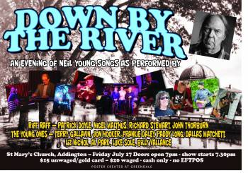 Down by the river - an evening of Neil Young songs