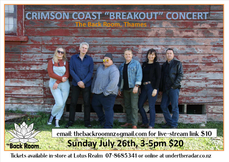 Crimson Coast Breakout