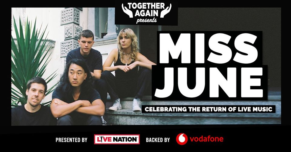 Miss June - Together Again