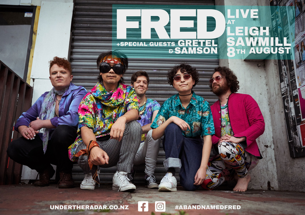 Fred Live - Featuring Special Guests