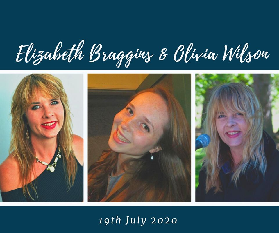 Elizabeth Braggins and Olivia Wilson - A winning familial duo