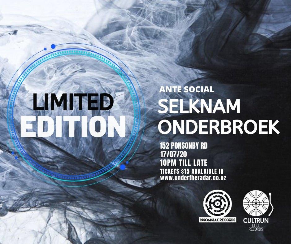 Limited Edition Ep.6 w/ Selknam & Onderbroek