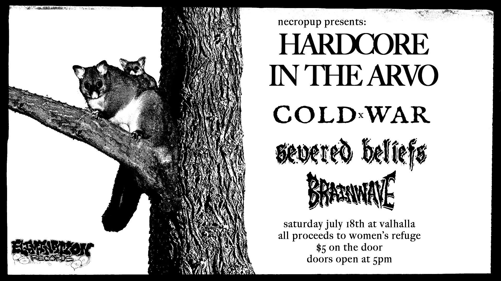 Hardcore In The Arvo