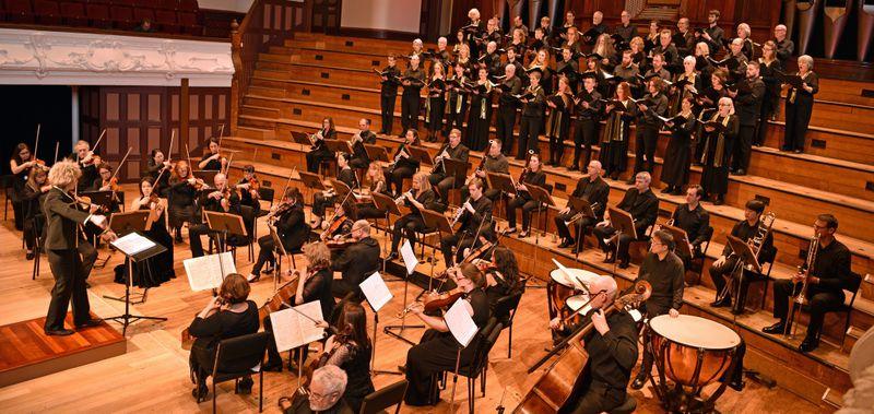 Bach Musica NZ: Vivaldi, Rodrigo and Mozart