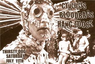Bloodbags Cthulus Hang Loose