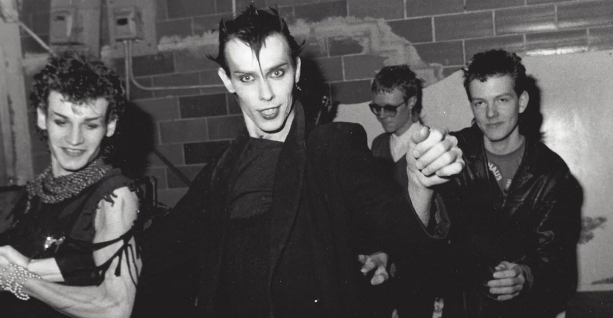 The Dark Eighties - Auckland Debut