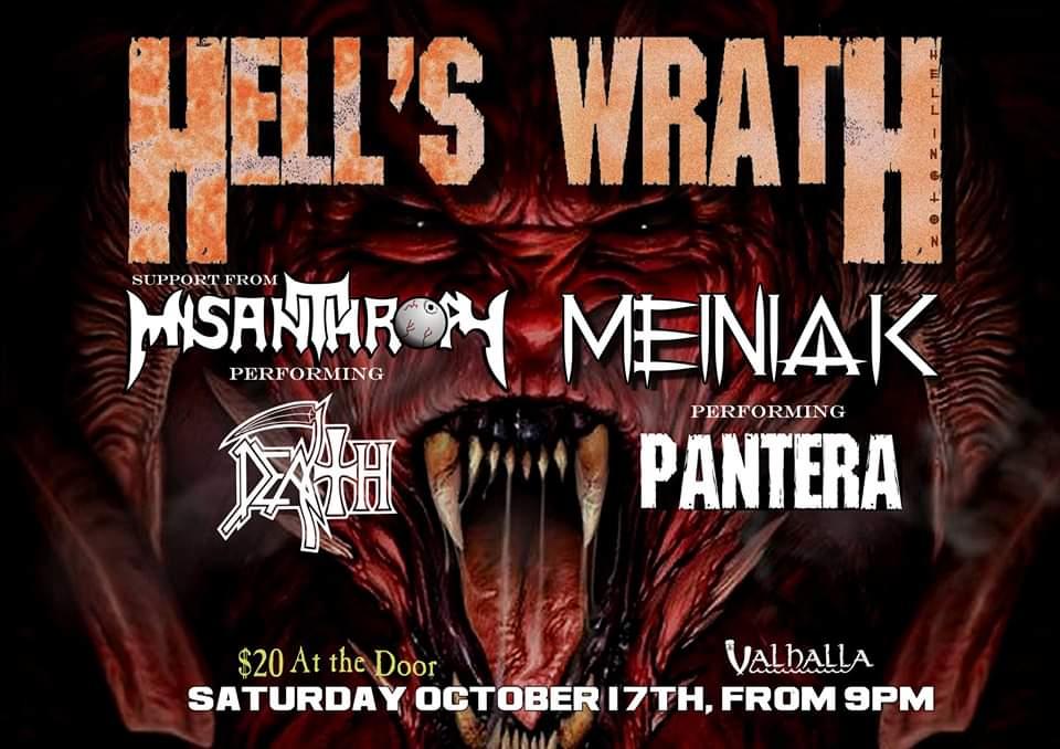 Meiniak - Hellington's Wrath