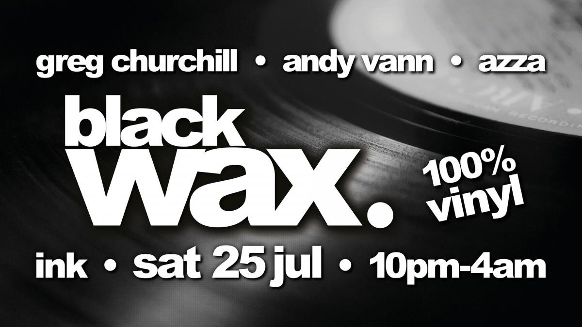 Black Wax (100 % Vinyl) #18