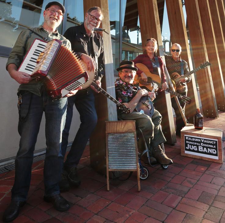 Kelburn Viaduct Municipal Ensemble Jug Band