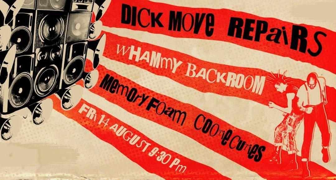 Dick Move, Repairs, Memory Foam And Cootie Cuties - Postponed