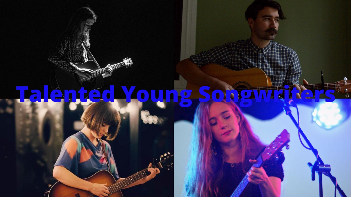 Talented Young Songwriters: Luca, Monique, Oliver And Amelia