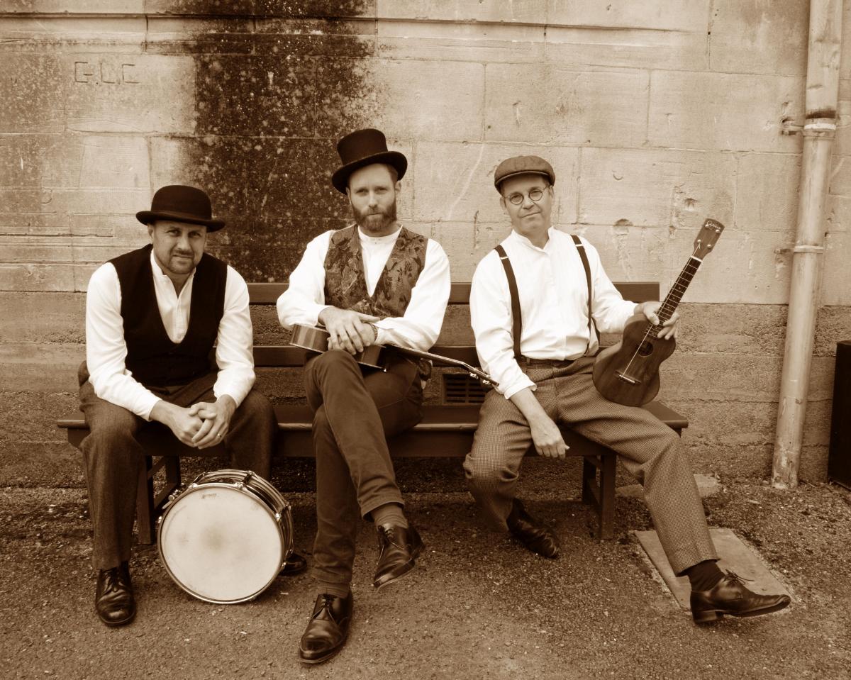 The Nukes Original Ukulele Trio