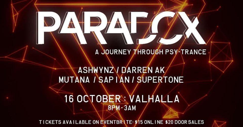 Paradox: A Journey Through Psy-Trance