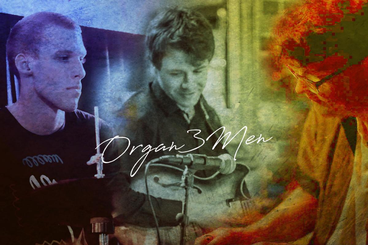 Organ3men | Funk Trio