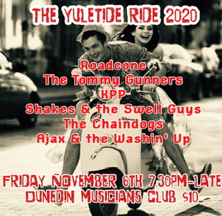 The Yuletide Ride 2020
