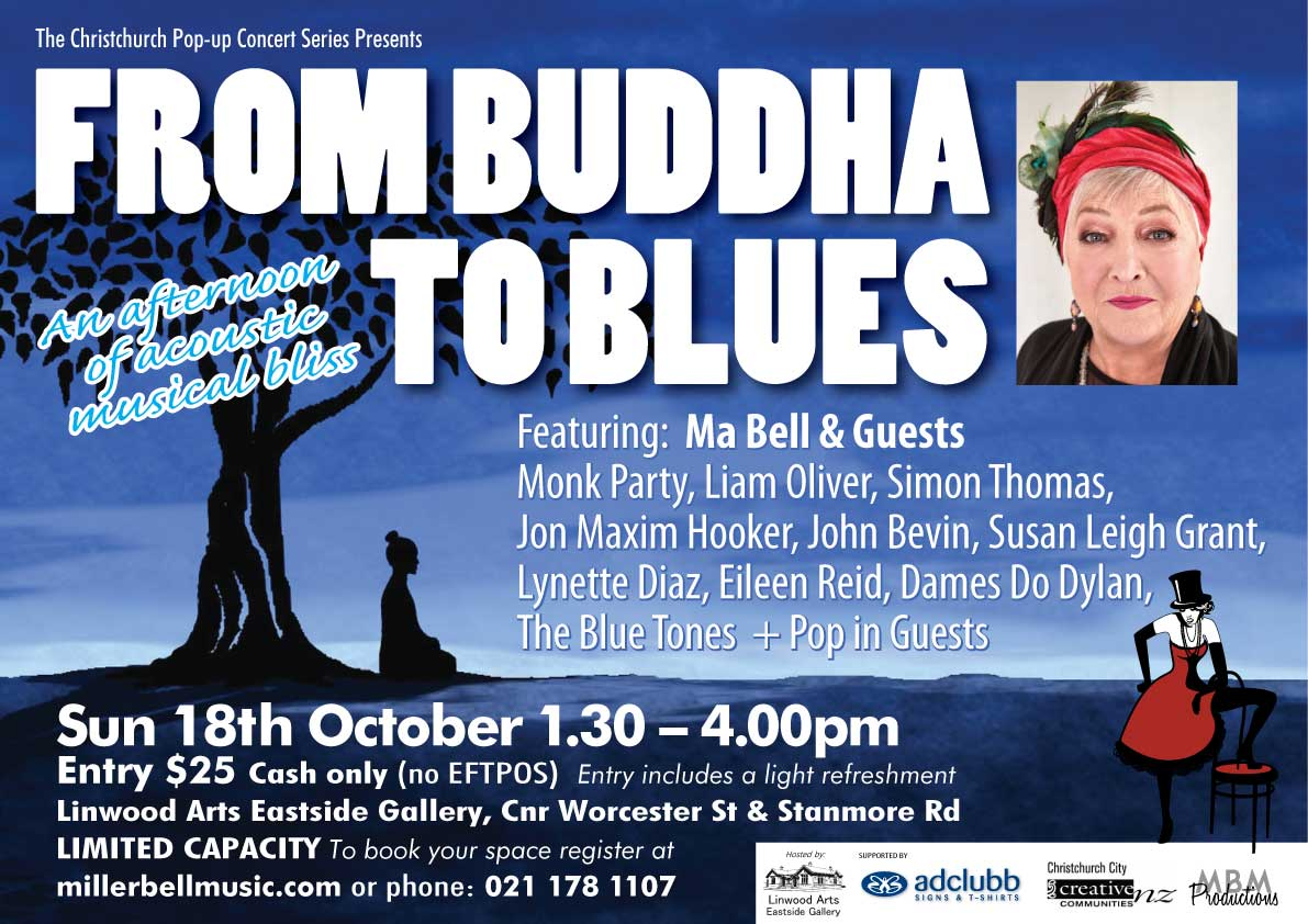 From Buddha To Blues