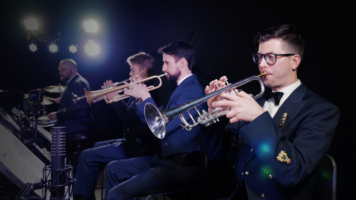 The Royal New Zealand Air Force Jazz Orchestra