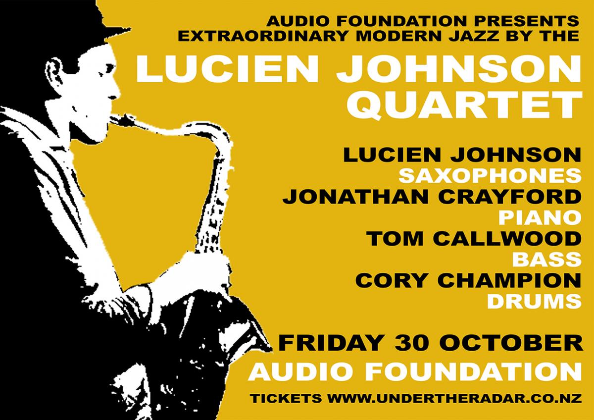 Lucien Johnson Quartet