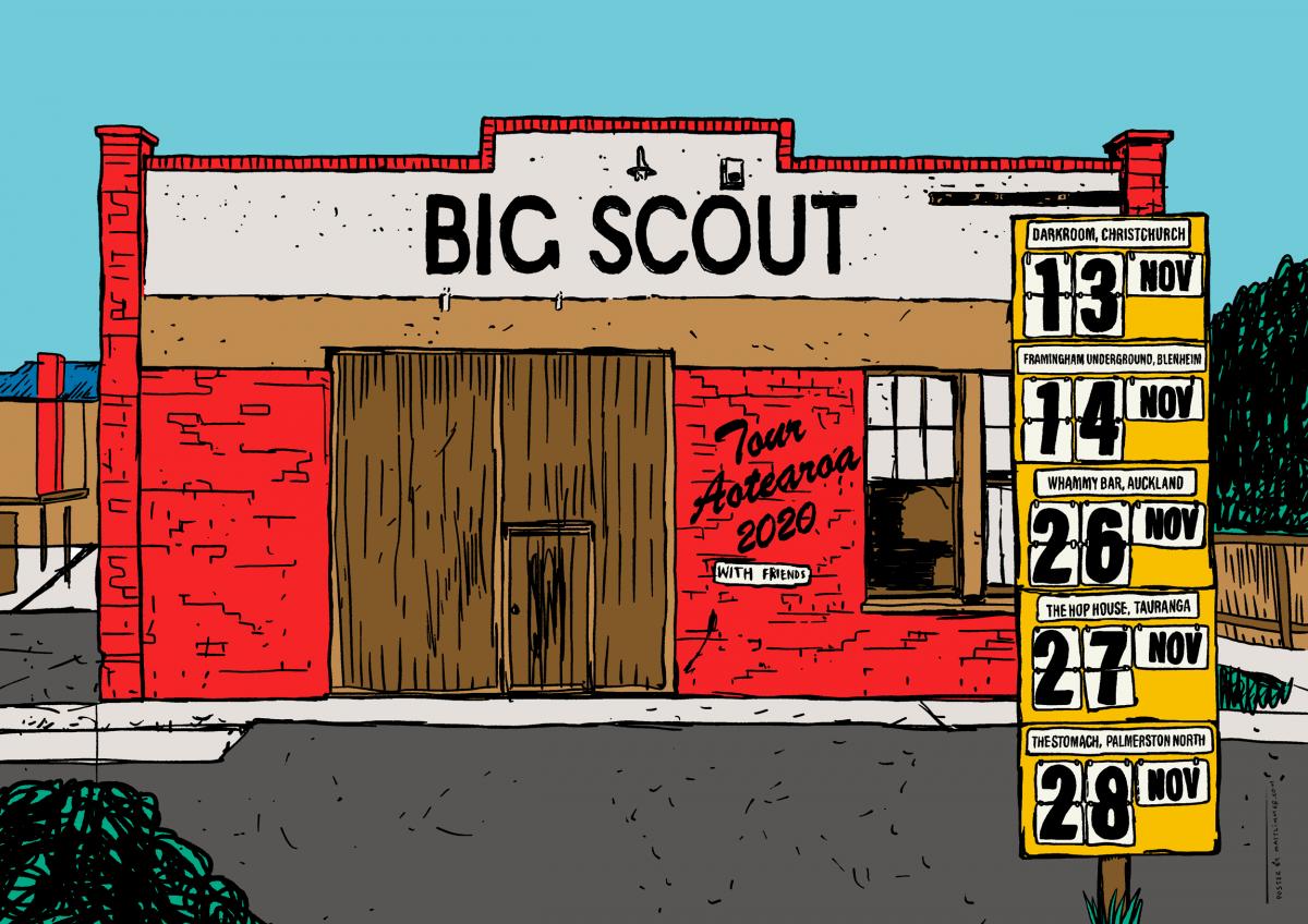 Big Scout Tour Aotearoa